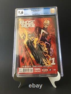 ALL NEW GHOST RIDER #1 CGC 9.6 1st App Robbie Reyes Newly Graded