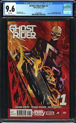 All-New Ghost Rider 1 CGC 9.6