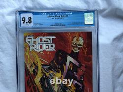 All New Ghost Rider #1 CGC 9.8 2014 First Appearance of Robbie Reyes MCU Disney+