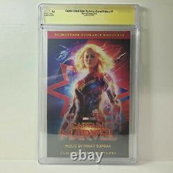 Cosmic Ghost Rider Destroys Marvel History 1 Liefeld Variant SIGNED CGC 9.8 SS