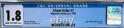 Ghost Rider #1 (1950) CGC 1.8 - Origin of Ghost Rider Magazine Enterprises