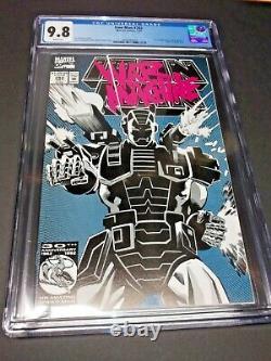 Iron Man #282 CGC 9.8 NM/MT 1st Full Appearance of War Machine Hot Hot Hot