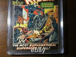 Marvel Spotlight #5 (1972) 1st Ghost Rider! CGC 5.5 Key