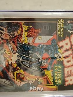 Marvel Spotlight #5 CGC 3.0 G/VG 1st Appearance of Ghost Rider