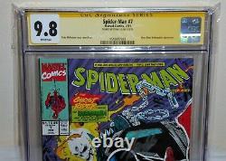 Spider-Man #7 CGC SS 9.8 Signature Autograph STAN LEE Ghost Rider Hobgoblin L@@K