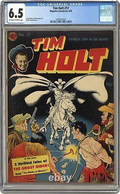Tim Holt #17 CGC 6.5 1950 3748707001